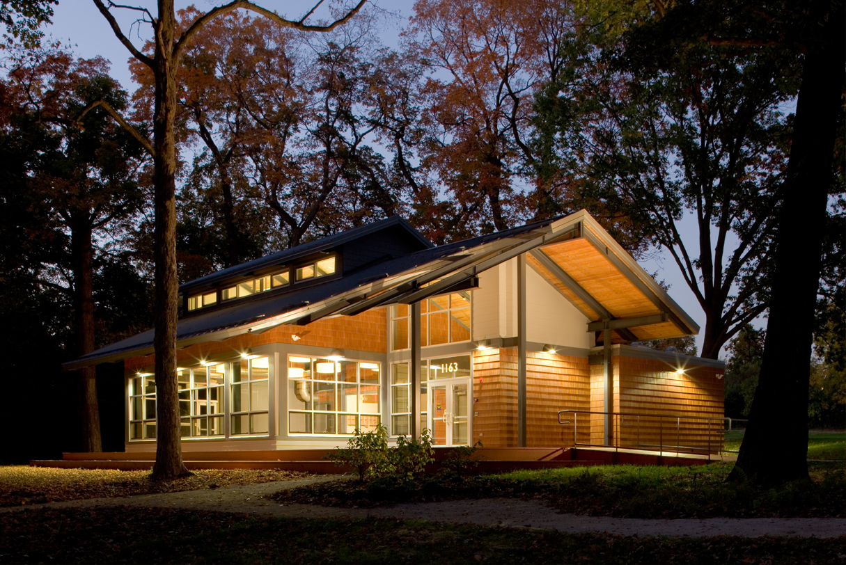 Seager Interpretive Center