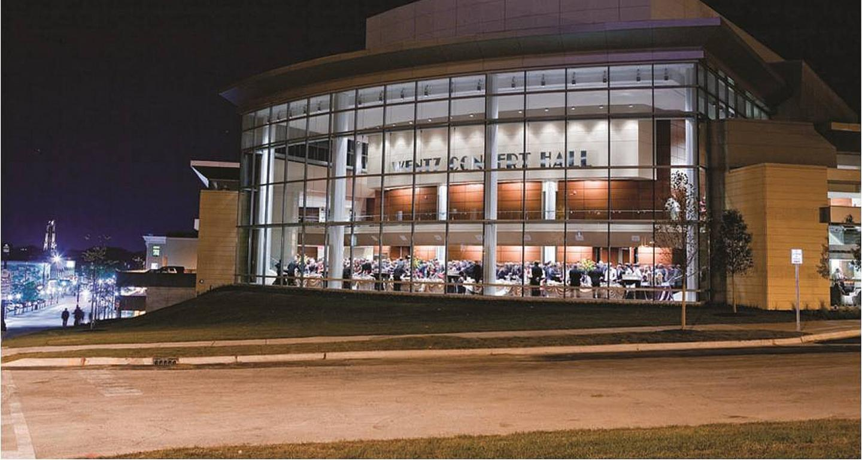 Wentz Concert Hall